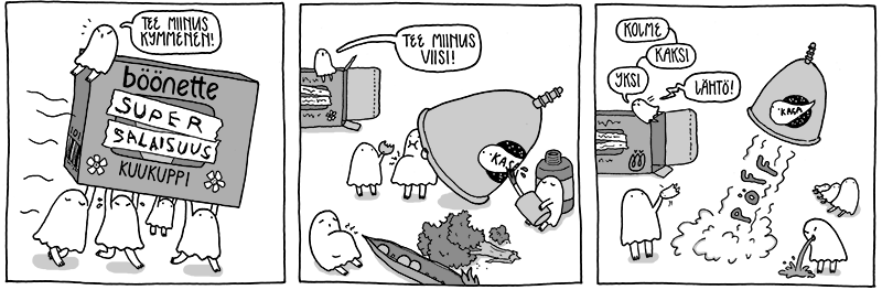 kummitus 101