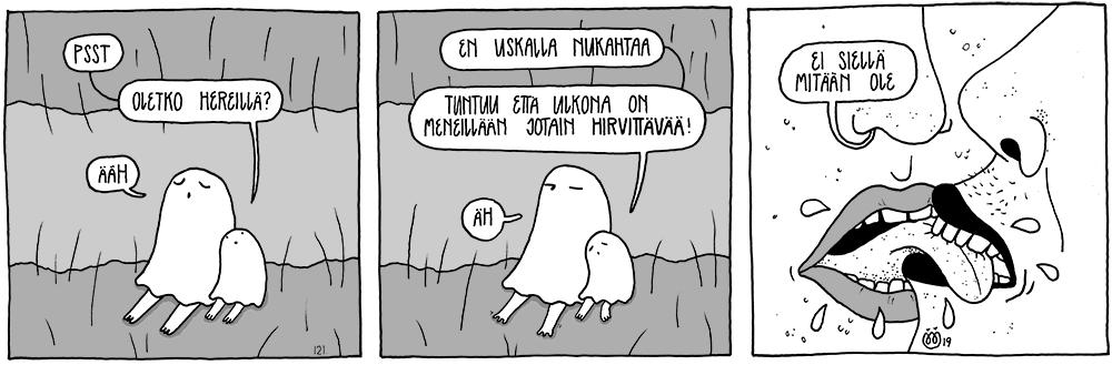 kummitus 121